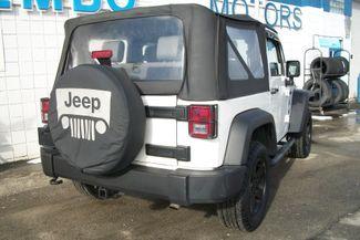 2009 Jeep Wrangler 4WD X Bentleyville, Pennsylvania 52