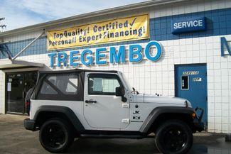 2009 Jeep Wrangler 4WD X Bentleyville, Pennsylvania 57