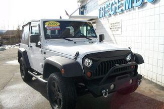 2009 Jeep Wrangler 4WD X Bentleyville, Pennsylvania 43