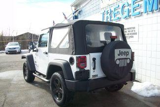 2009 Jeep Wrangler 4WD X Bentleyville, Pennsylvania 14