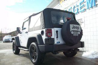 2009 Jeep Wrangler 4WD X Bentleyville, Pennsylvania 33