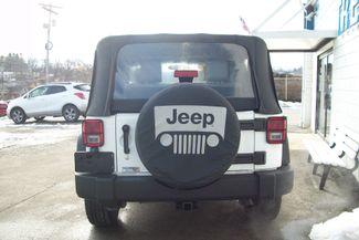 2009 Jeep Wrangler 4WD X Bentleyville, Pennsylvania 50