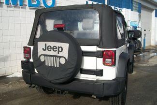 2009 Jeep Wrangler 4WD X Bentleyville, Pennsylvania 38
