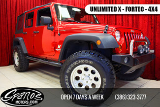 2009 Jeep Wrangler Unlimited X-[ 2 ]