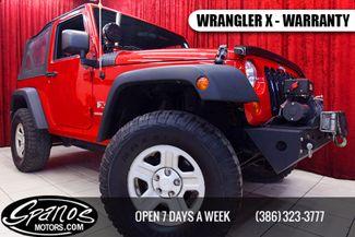 2009 Jeep Wrangler X   Daytona Beach, FL   Spanos Motors-[ 2 ]