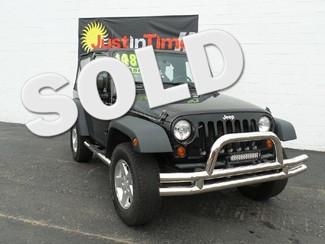 2009 Jeep Wrangler in Endicott NY
