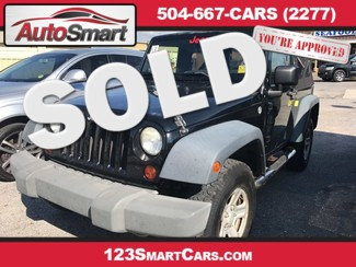 2009 Jeep Wrangler X in Harvey, LA