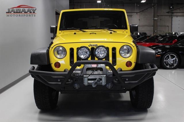 2009 Jeep Wrangler Rubicon Merrillville, Indiana 7