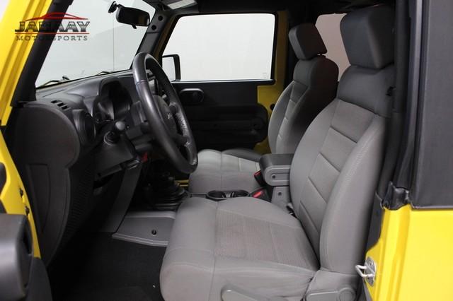 2009 Jeep Wrangler Rubicon Merrillville, Indiana 10