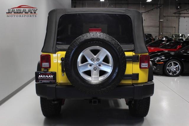 2009 Jeep Wrangler Rubicon Merrillville, Indiana 3