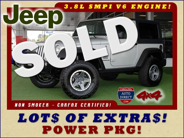 2009 Jeep Wrangler X 4X4 - LOT$ OF EXTRA$! POWER PKG! Mooresville , NC 0
