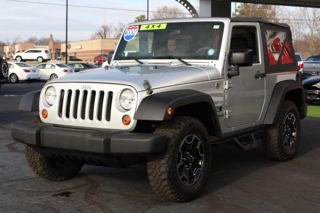 2009 Jeep Wrangler X 4X4 - UPGRADED WHEELS - BFG TIRES! Mooresville , NC 22