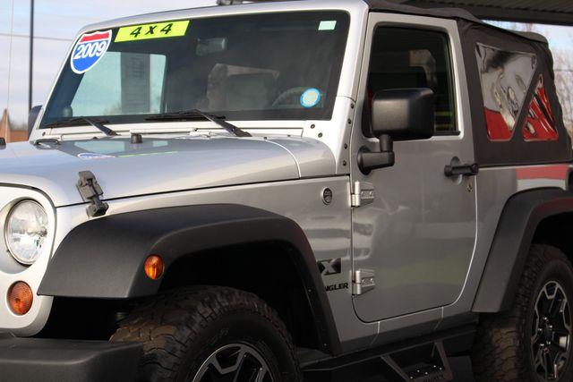 2009 Jeep Wrangler X 4X4 - UPGRADED WHEELS - BFG TIRES! Mooresville , NC 26