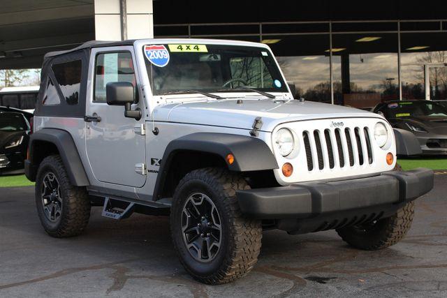 2009 Jeep Wrangler X 4X4 - UPGRADED WHEELS - BFG TIRES! Mooresville , NC 21