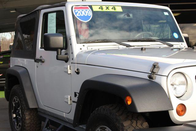 2009 Jeep Wrangler X 4X4 - UPGRADED WHEELS - BFG TIRES! Mooresville , NC 25