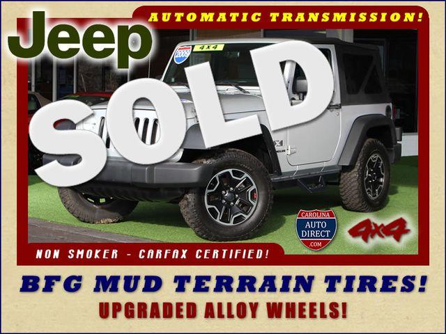 2009 Jeep Wrangler X 4X4 - UPGRADED WHEELS - BFG TIRES! Mooresville , NC 0