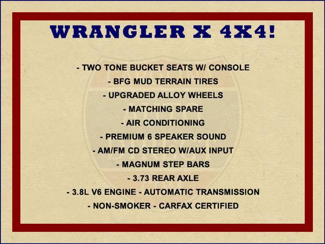 2009 Jeep Wrangler X 4X4 - UPGRADED WHEELS - BFG TIRES! Mooresville , NC 1