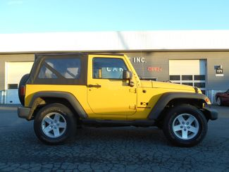 2009 Jeep Wrangler X New Windsor, New York