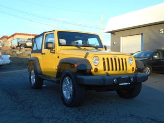 2009 Jeep Wrangler X New Windsor, New York 1