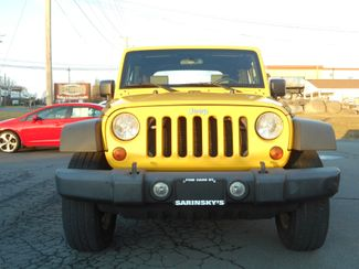 2009 Jeep Wrangler X New Windsor, New York 2