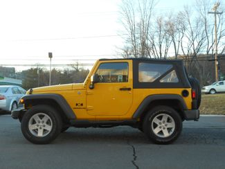 2009 Jeep Wrangler X New Windsor, New York 4