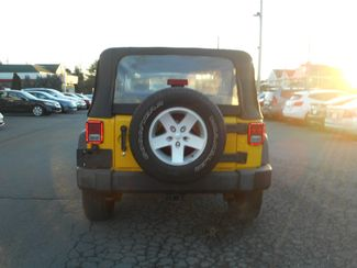 2009 Jeep Wrangler X New Windsor, New York 6