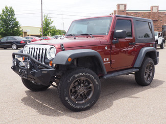 2009 Jeep Wrangler X Pampa, Texas