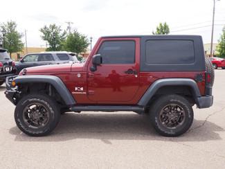 2009 Jeep Wrangler X Pampa, Texas 1