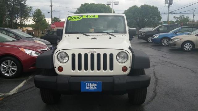 2009 Jeep Wrangler X Richmond, Virginia 1