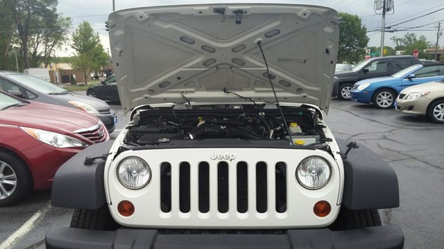 2009 Jeep Wrangler X Richmond, Virginia 11
