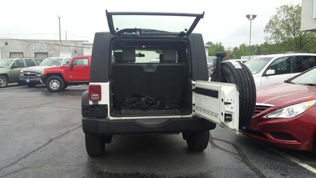 2009 Jeep Wrangler X Richmond, Virginia 13