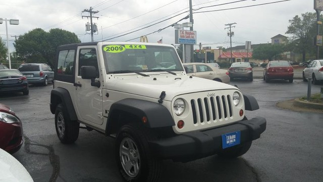 2009 Jeep Wrangler X Richmond, Virginia 2