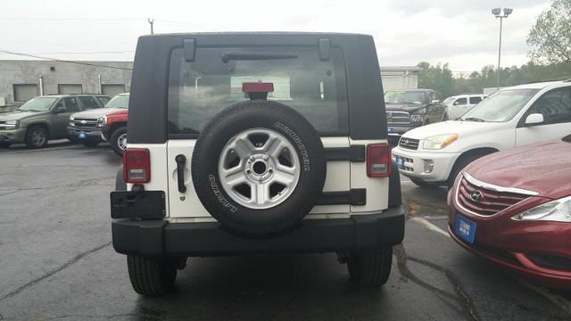 2009 Jeep Wrangler X Richmond, Virginia 3