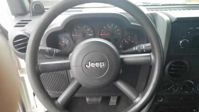 2009 Jeep Wrangler X Richmond, Virginia 9