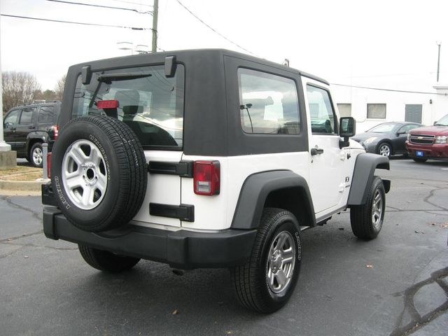 2009 Jeep Wrangler X 4X4 Richmond, Virginia 4