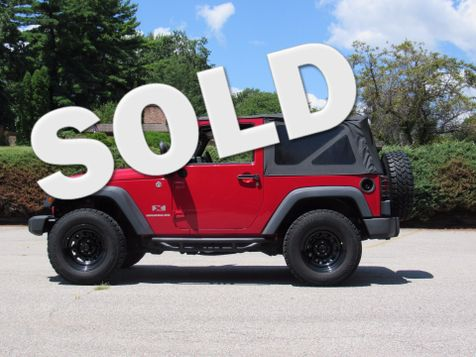 2009 Jeep Wrangler X in St. Charles, Missouri