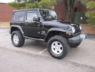 2009 Jeep Wrangler Sahara St. Louis, Missouri