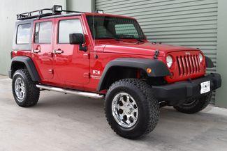 2009 Jeep Wrangler Unlimited in Arlington TX