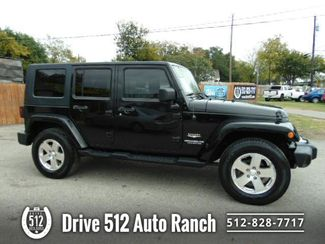 2009 Jeep Wrangler Unlimited in Austin, TX