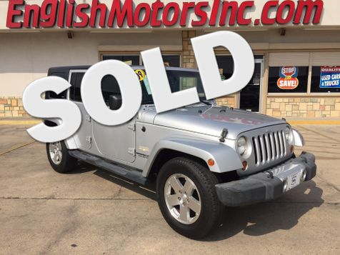 2009 Jeep Wrangler Unlimited Sahara in Brownsville, TX