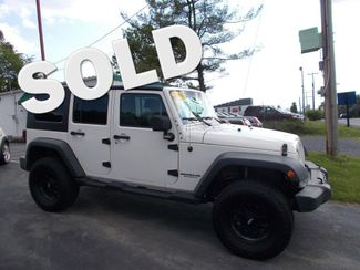 2009 Jeep Wrangler Unlimited in Harrisonburg VA