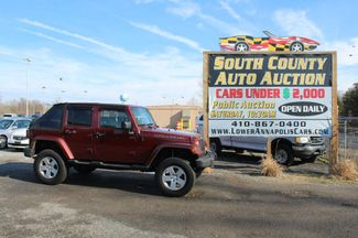 2009 Jeep Wrangler Unlimited in Harwood, MD