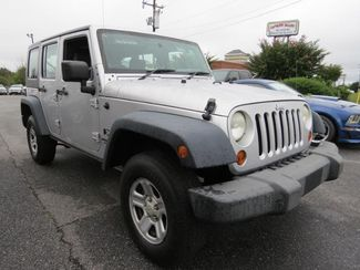 2009 Jeep Wrangler Unlimited in Mooresville NC