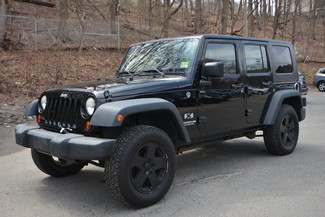 2009 Jeep Wrangler Unlimited X Naugatuck, Connecticut