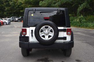 2009 Jeep Wrangler Unlimited X Naugatuck, Connecticut 3