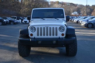 2009 Jeep Wrangler Unlimited X Naugatuck, Connecticut 7