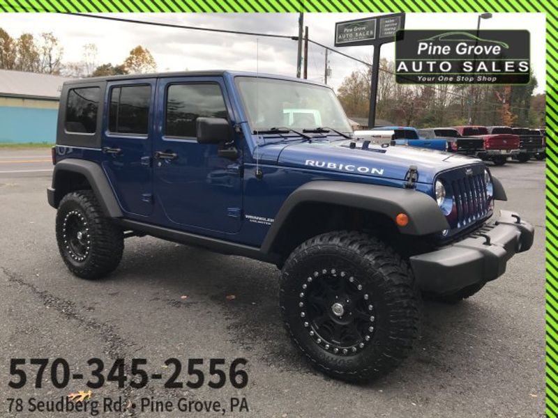 2009 Jeep Wrangler Unlimited Rubicon | Pine Grove, PA | Pine Grove Auto Sales in Pine Grove, PA