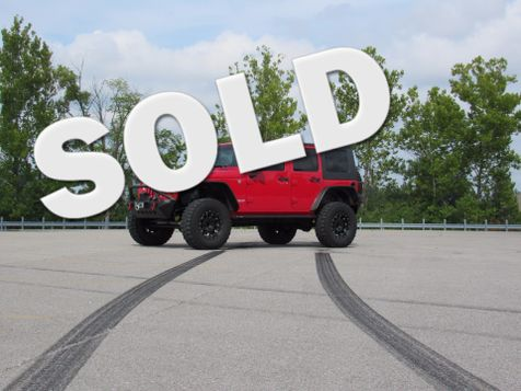 2009 Jeep Wrangler Unlimited Rubicon in St. Charles, Missouri
