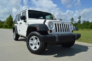 2009 Jeep Wrangler Unlimited X Walker, Louisiana 4