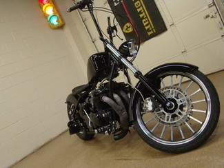 2009 Johnny Pag Custom Bobber Rat Bike Batavia, Illinois